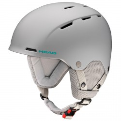 Casque ski Head Tina gris