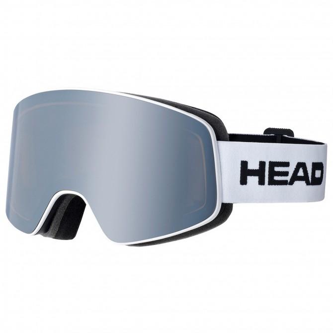 Maschera sci Head Horizon Race bianco