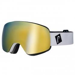 Ski goggles Head Globe FMR gold