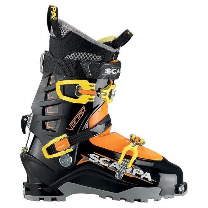 Scarponi sci alpinismo Scarpa Vector
