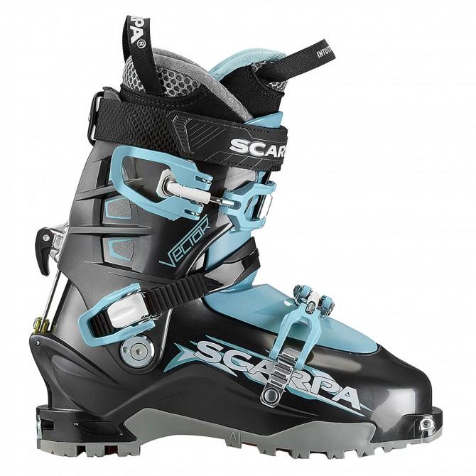 Botas esquí montañismo Scarpa Vector W