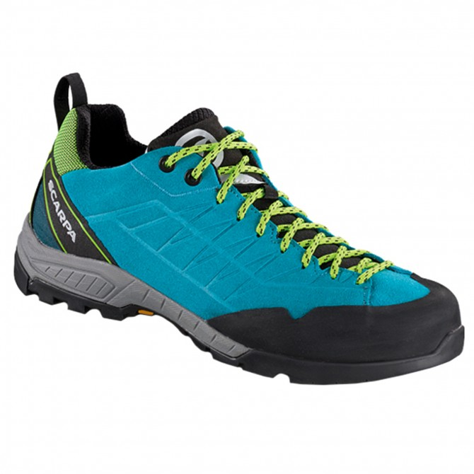 Chaussures trekking Scarpa Epic Gtx Femme turquoise