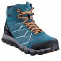 Zapatos trekking Scarpa Nitro Hike Gtx Hombre azul