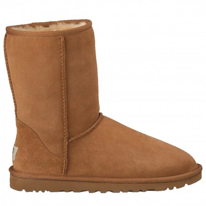 Boots Ugg Classic Short Woman hazelnut