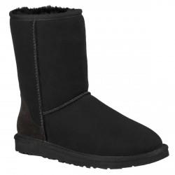 Boots Ugg Classic Short Woman noir