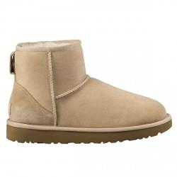Boots Ugg Classic Mini II Woman beige