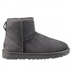 Boots Ugg Classic Mini II Woman grey