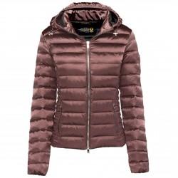 Down jacket Ciesse Aghata Woman burgundy