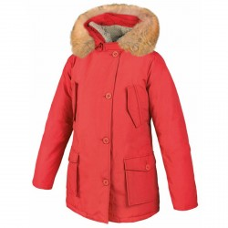 Parka Freedomday Cortina Woman red