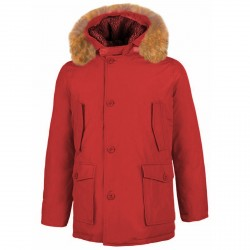 Parka Freedomday New Campiglio Homme rouge
