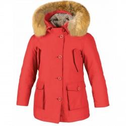 Parka Freedomday Chamonix Bambina rosso