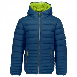 Down jacket Cmp Junior blue