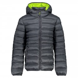 Down jacket Cmp Junior grey