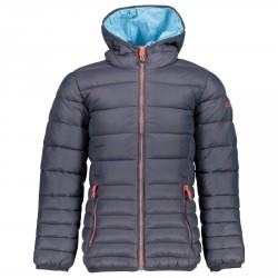 Down jacket Cmp Girl grey