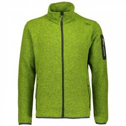 Fleece Cmp Man green