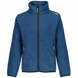 Fleece Cmp Junior blue