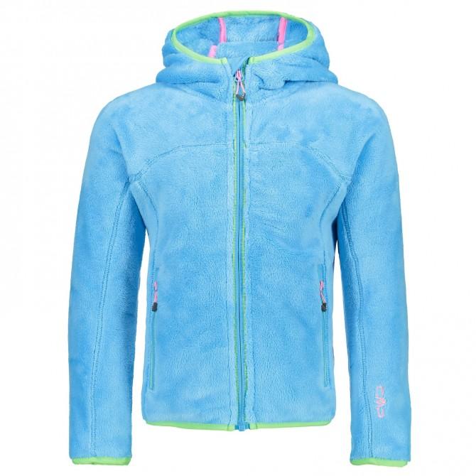 Fleece Cmp Girl light blue