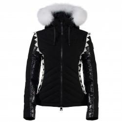 Ski down jacket Rossignol Winoki Woman black