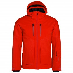 Ski jacket Rossignol Stade Man red