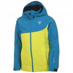 Ski jacket Rossignol Ski Girl turquoise