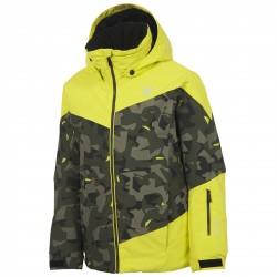 Giacca sci Rossignol Ski Bambino giallo