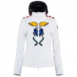 Veste ski Rossignol Signak Femme blanc
