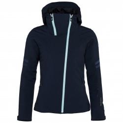 Ski jacket Rossignol Geant Woman blue