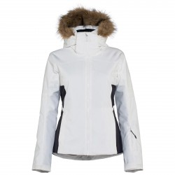 Ski jacket Rossignol Controle Woman white
