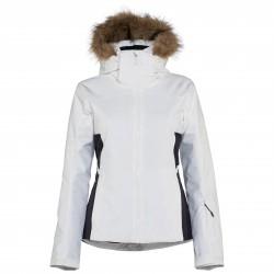 Veste ski Rossignol Controle Femme blanc