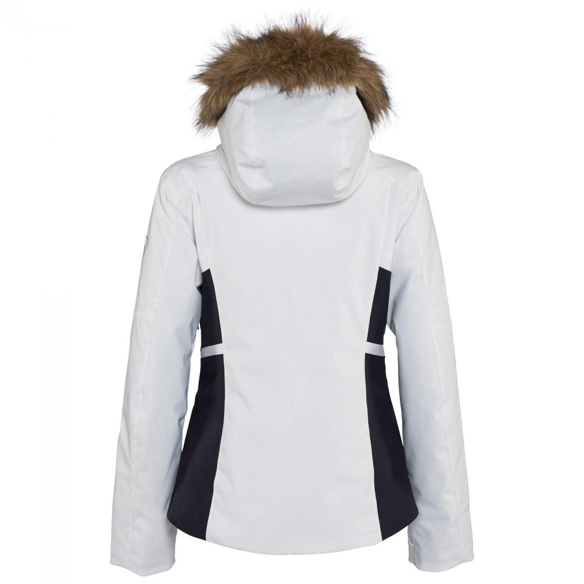 Veste ski rossignol blanc