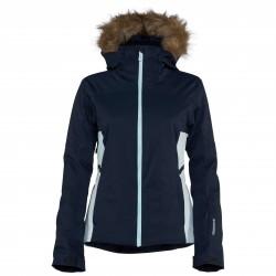 Ski jacket Rossignol Controle Woman blue