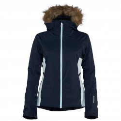Veste ski Rossignol Controle Femme bleu