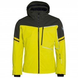 Ski jacket Rossignol Controle Man yellow