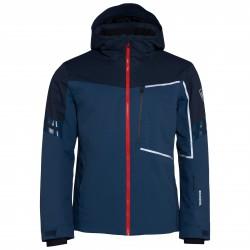 Ski jacket Rossignol Controle Man blue