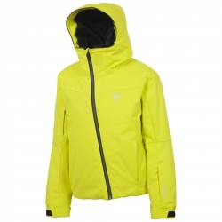 Veste ski Rossignol Controle Garçon jaune