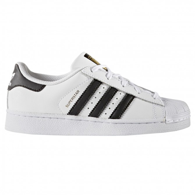 Sneakers Adidas Superstar Fundation Junior white-black