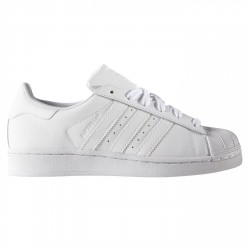 Sneakers Adidas Superstar Foundation Junior bianco