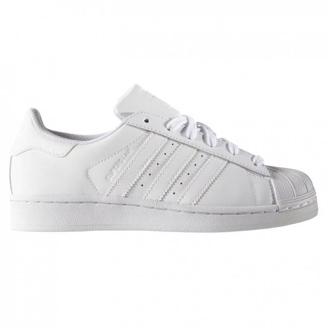 Sneakers Adidas Superstar Foundation Junior white
