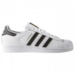 Sneakers Adidas Superstar bianco-nero