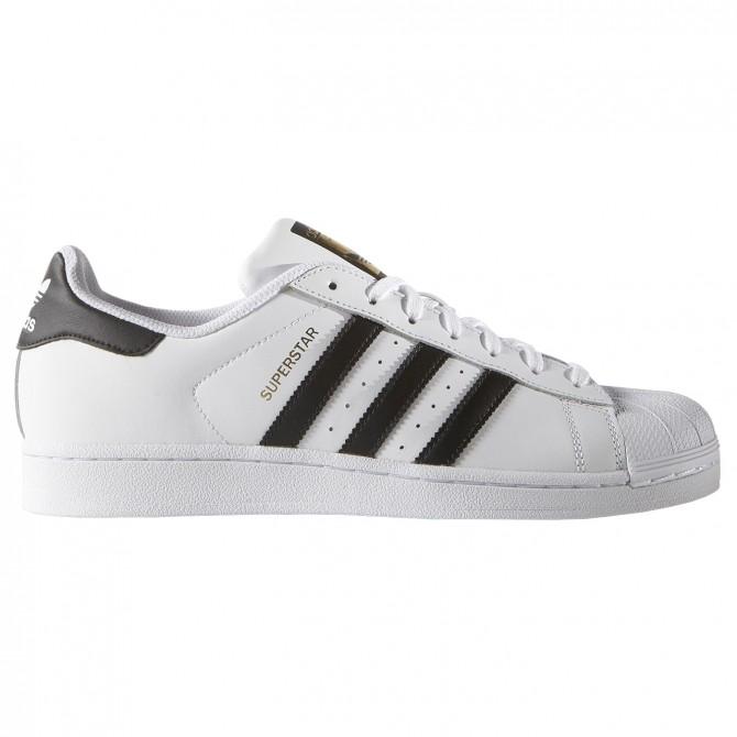 Sneakers Adidas Superstar bianco-nero