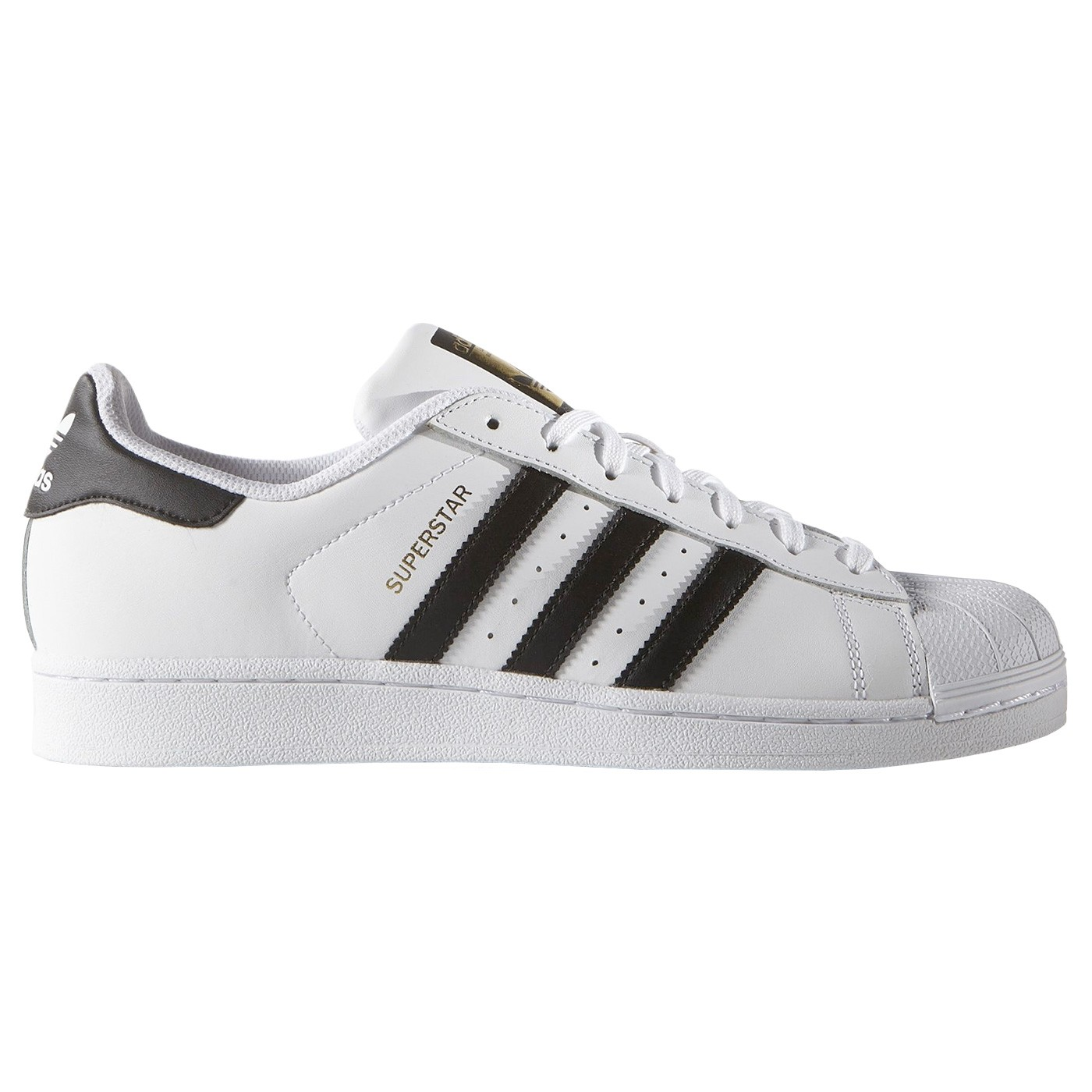 meilleure sélection 3857b dea62 Sneakers Adidas Superstar white-black