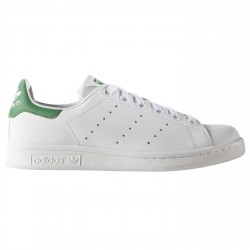 Sneakers Adidas Stan Smith Junior blanc-vert (36-38.5)