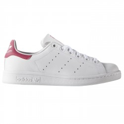Sneakers Adidas Stan Smith Girl blanc-rose (36.38.5)