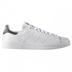 Sneakers Adidas Stan Smith blanc-bleu