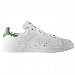Sneakers Adidas Stan Smith bianco-verde