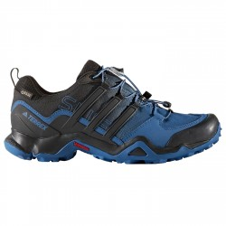 Chaussures trekking Adidas Terrex Swift Gtx Homme noir-bleu
