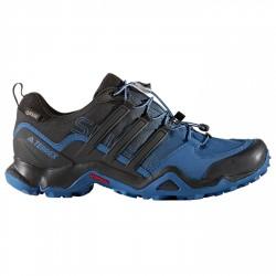 Zapatillas trekking Adidas Terrex Swift Gtx Hombre negro-azul
