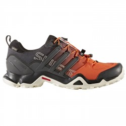 Trekking shoes Adidas Terrex Swift Gtx Man black-orange