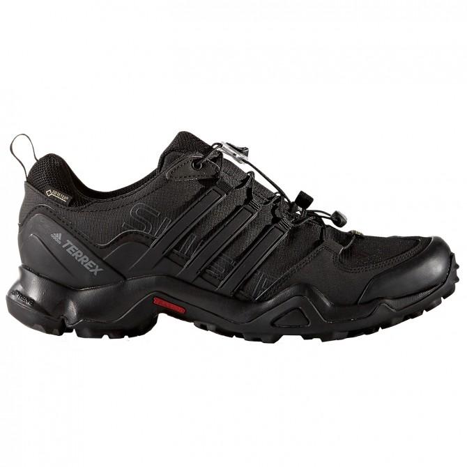 Outdoor shoes boots men Adidas adidas TERREX AX2R MID GTX mid cut Gore Tex CM7698 sneakers man low mountain mountain climbing hiking trekking