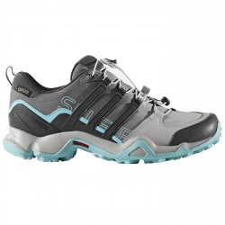 Zapatillas trekking Adidas Terrex Swift Gtx Mujer gris